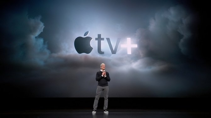 Apple had the highest overall IMDb content ratings among the top streaming platforms