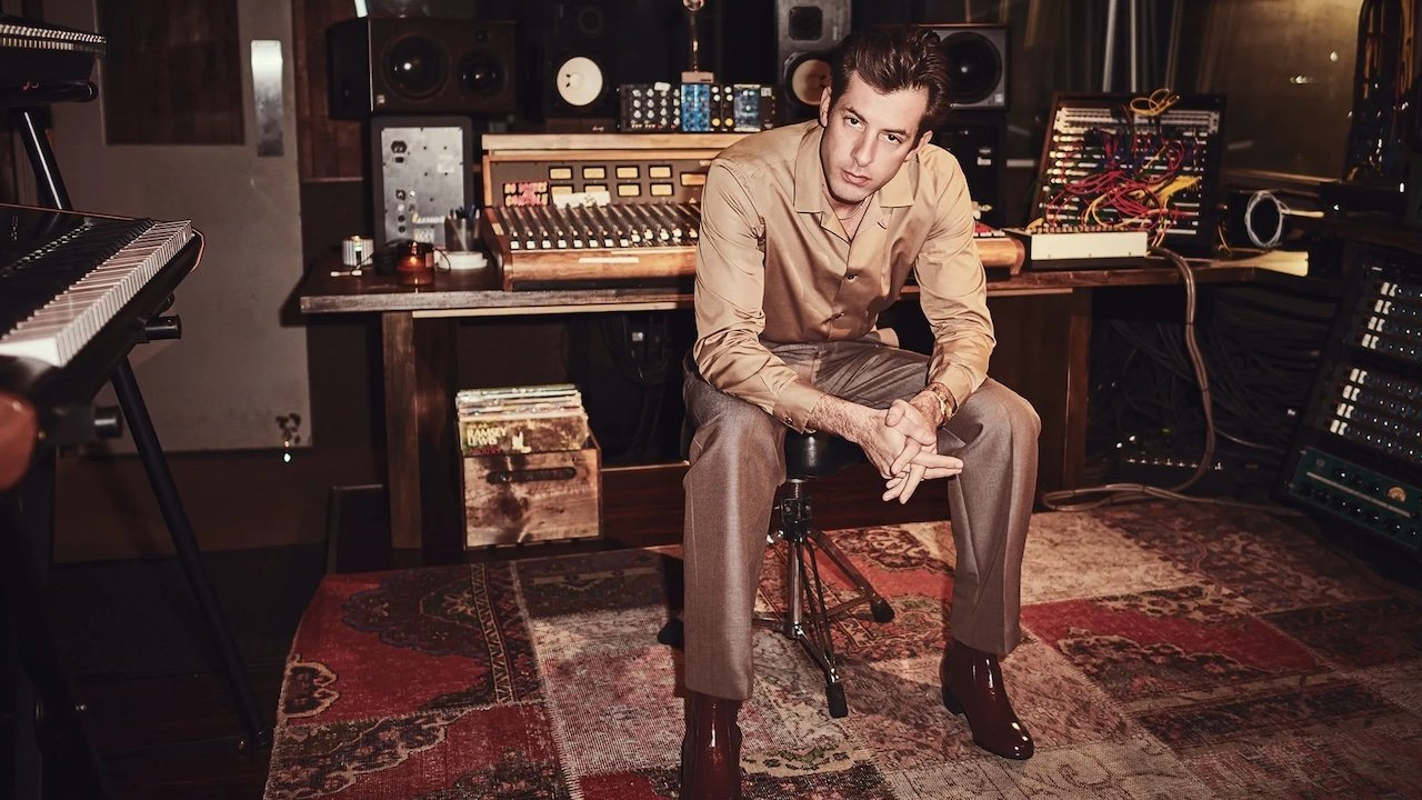 photo of Apple announces 'Watch the Sound with Mark Ronson' music docu-series image