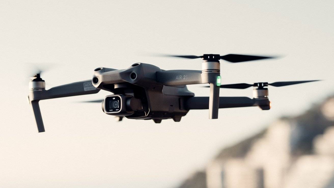 photo of DJI Air 2S hits the sky with new camera and improved performance image