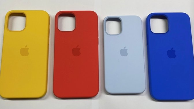 photo of More new iPhone case colors revealed in leak image