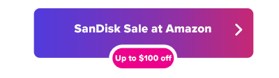 SanDisk sale at Amazon button