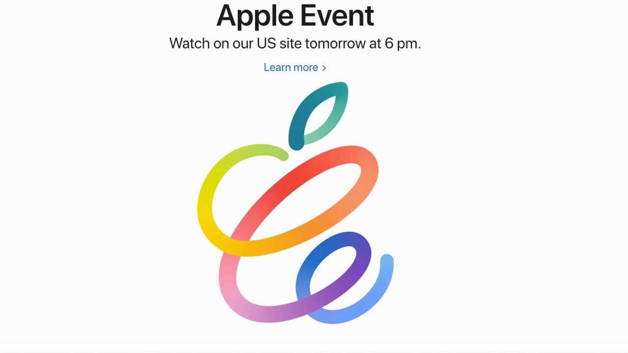 Apple directs all users to tune in via the U.S. site