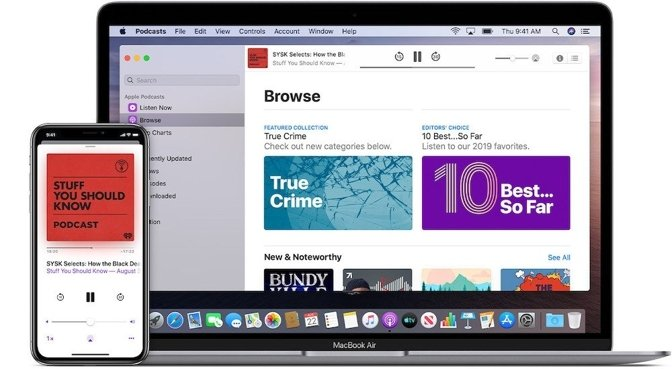 photo of Apple could launch premium podcast subscription during 'Spring Loaded' event image