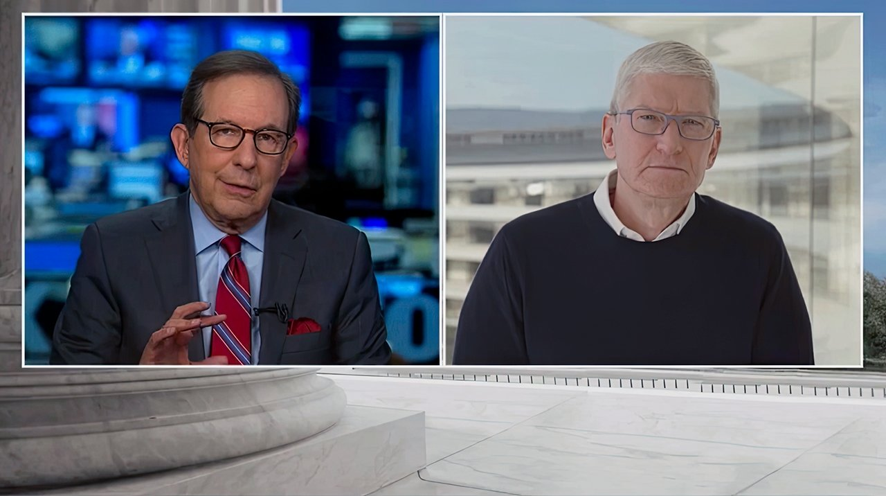 In January, Cook spoke with Fox News host Chris Wallace about Parler's possible return