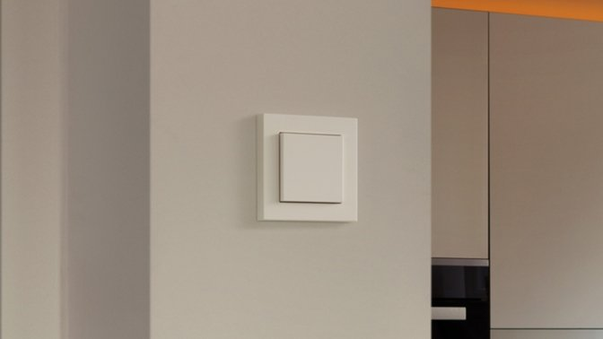 The udpated Eve Light switch