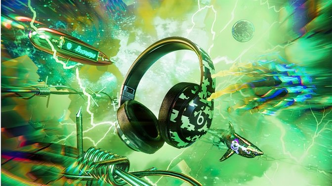 The Psychworld edition of Beats Studio3 Wireless launch on April 22