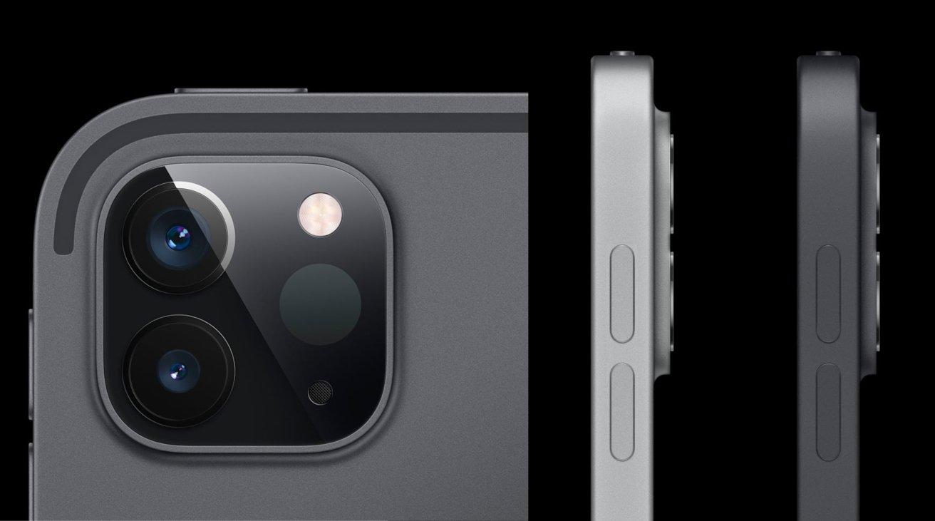 Apple Unveils New 12.9-inch iPad Pro With Mini LED Liquid Retina XDR Display