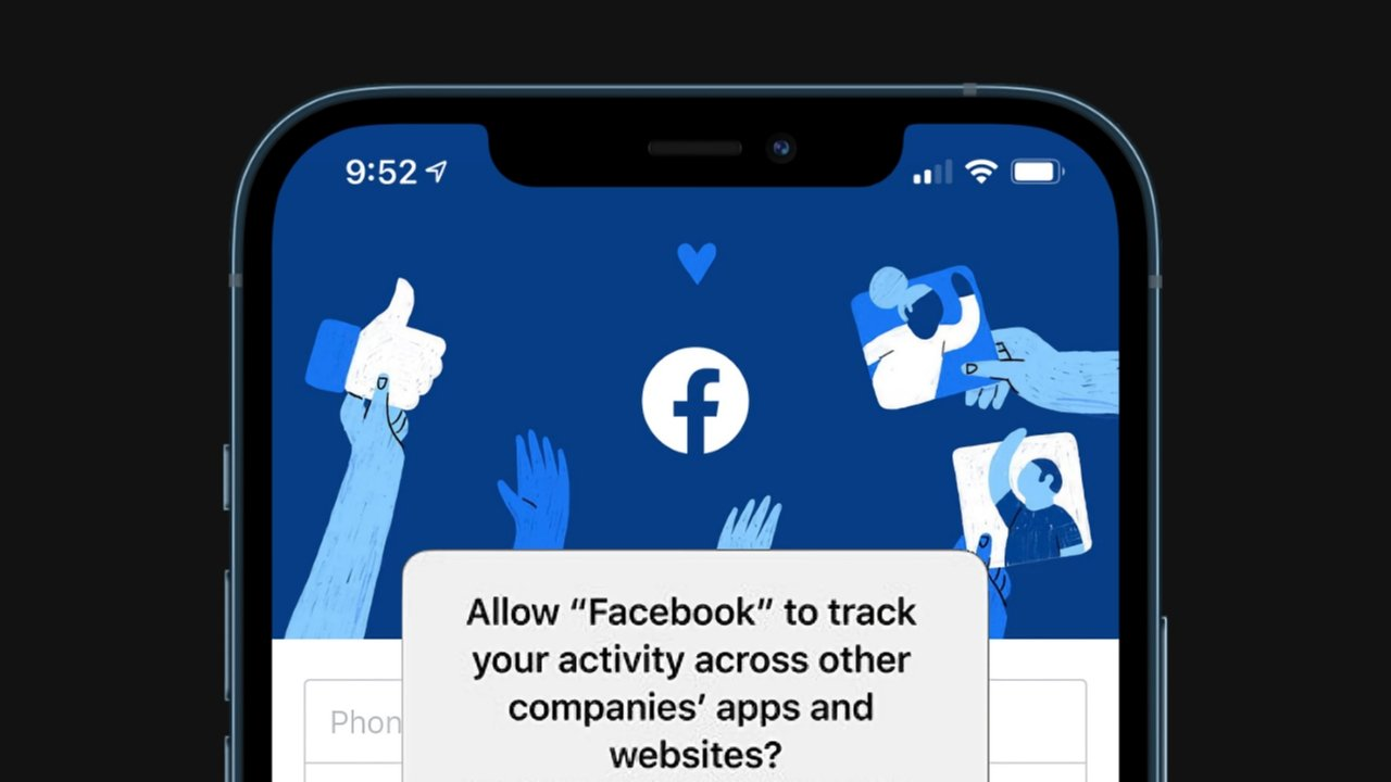 Facebook will have to convince users to disable App Tracking Transparency