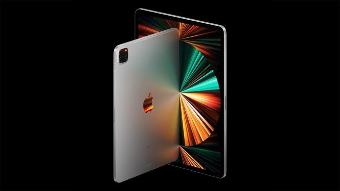 Apple's latest 12.9-inch iPad Pro includes a mini LED display with Liquid Retina XDR tech