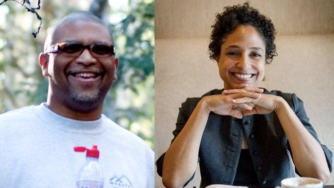 Directors Hudlin and Lynch | Image Credits: Joichi Ito, Sally Montana