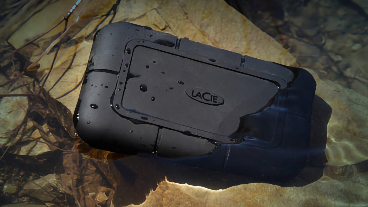 Защищенный твердотельный накопитель LaCie Pro