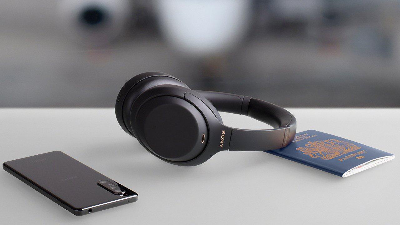 Беспроводные наушники Sony XM4
