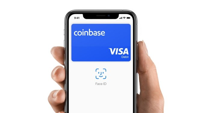 Coinbase Card could soon come to Apple Pay