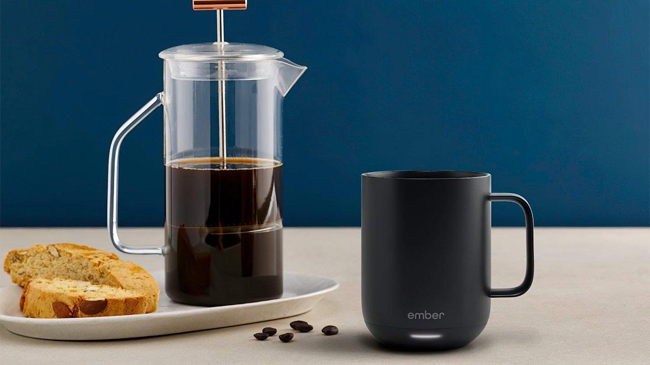 Умные кофейные кружки Ember