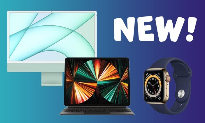 New M1 iPad Pro, iMac, Apple Watch deals: save up to $100 instantly