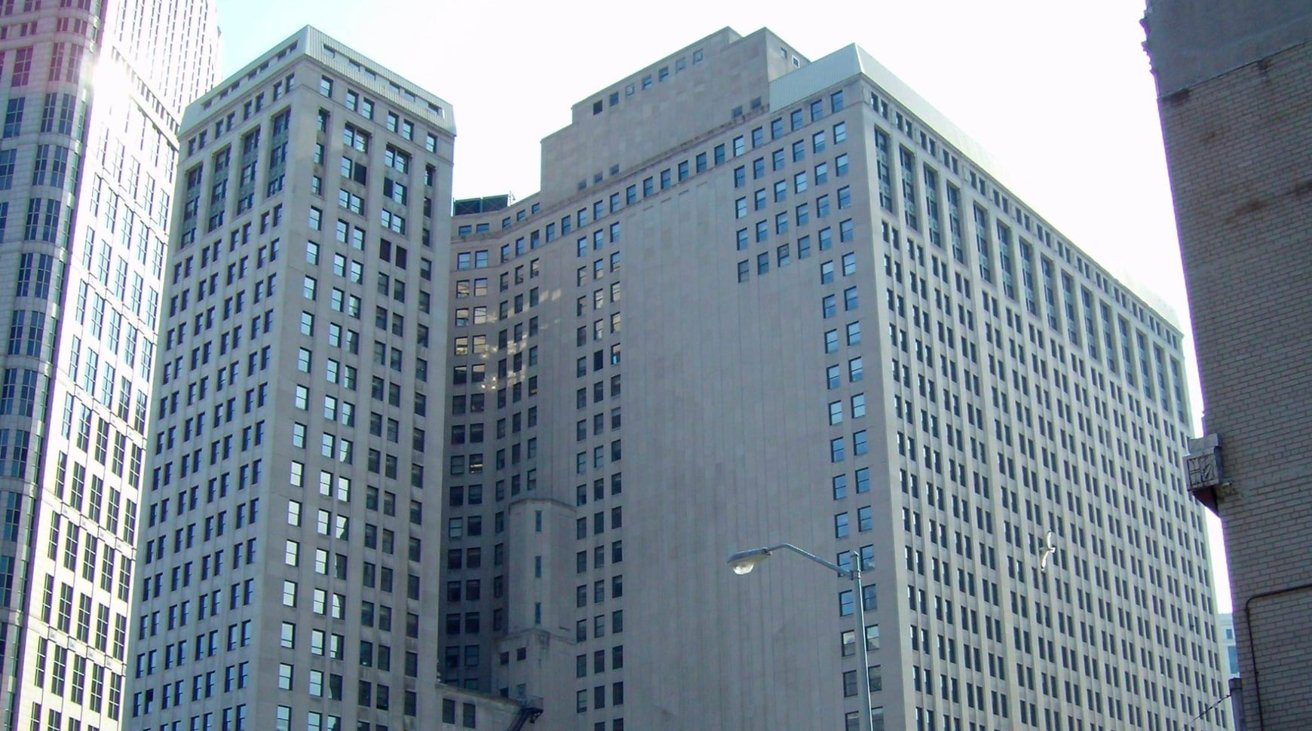 The First National Building in Detroit [via Mike Russell/Wikipedia]