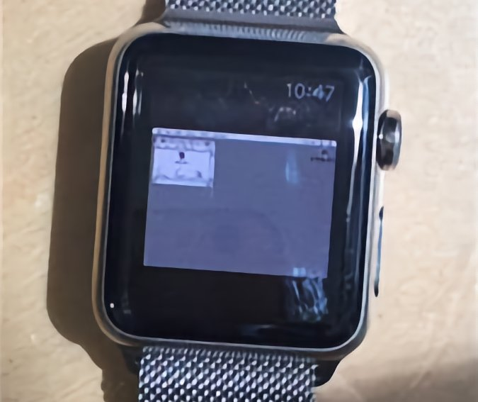 Unimaginable in 1991 and still surprising in 2015 when it was done —  but this is System 7 running on an Apple Watch