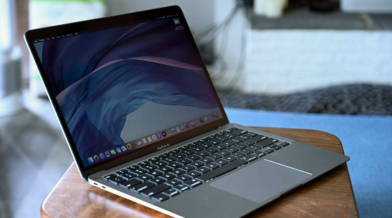 The 2020 MacBook Air and M1 MacBook Air both have two USB ports