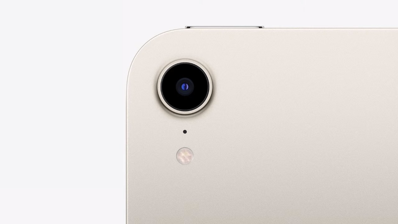 The 12MP Wide angle camera is great for stills and 4K video