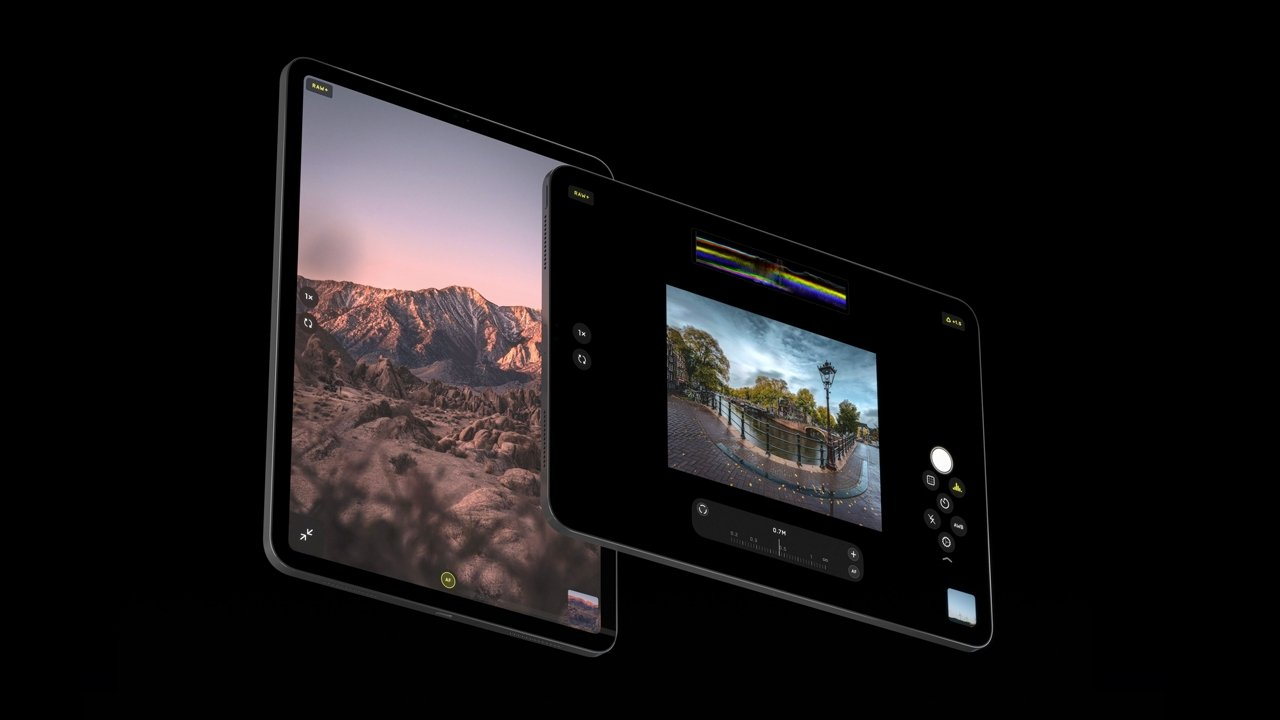 photo of Popular iPhone photo app Halide comes to the iPad image