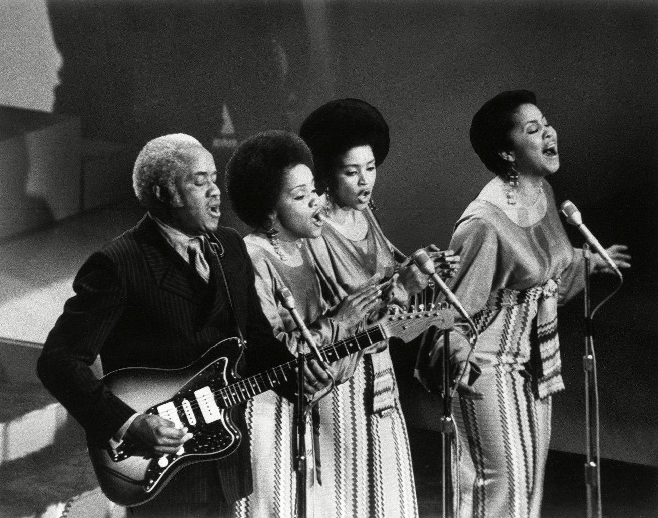 The Staples Singers, in Apple TV+'s 1971