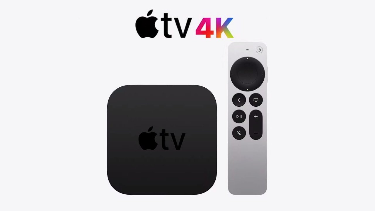 The Apple TV 4K ships to customers on May 21
