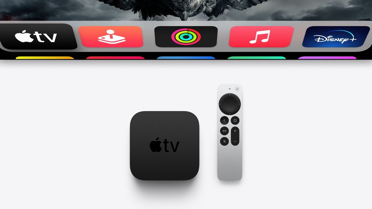 Apple TV 4K will play 4K HDR content at 60Hz