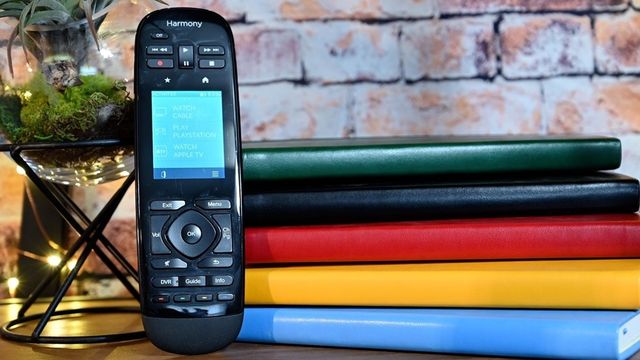 The Harmony Remote is an alternative remote