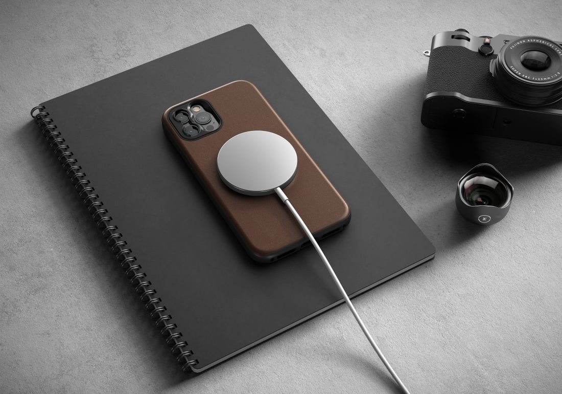 Nomad's new cases also work with Apple MagSafe
