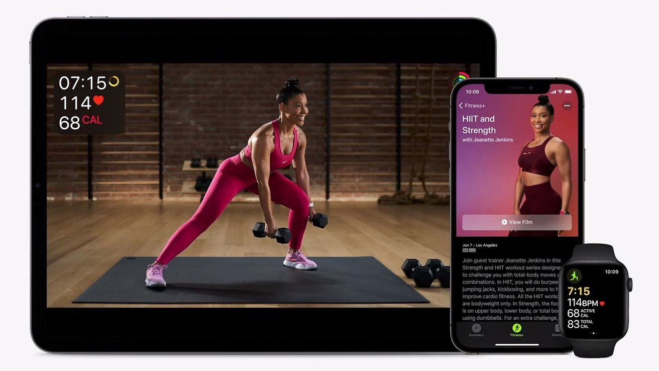 watchOS 8 adds tai chi and pilates workouts