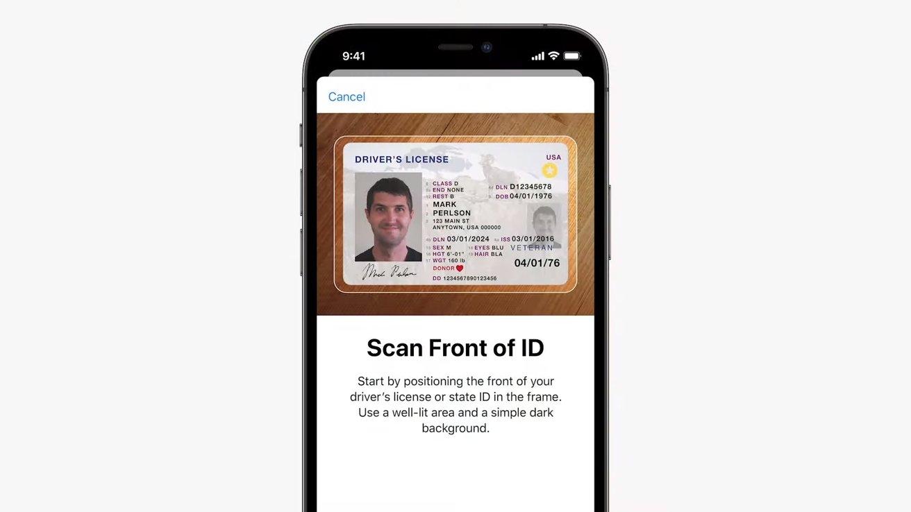 Wallet kini bisa menyimpan ID Digital