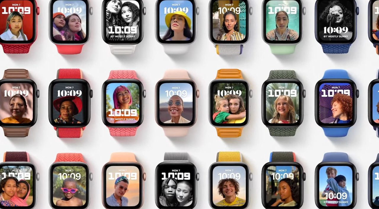 There are no reported delays to any Apple Watch features, yet many Photos ones are being held back from iOS and iPadOS