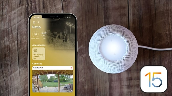 Hands on with all the HomeKit changes in iOS 15