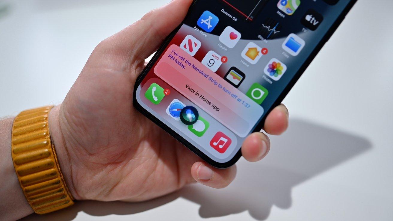 Siri has new abilities for HomeKit users