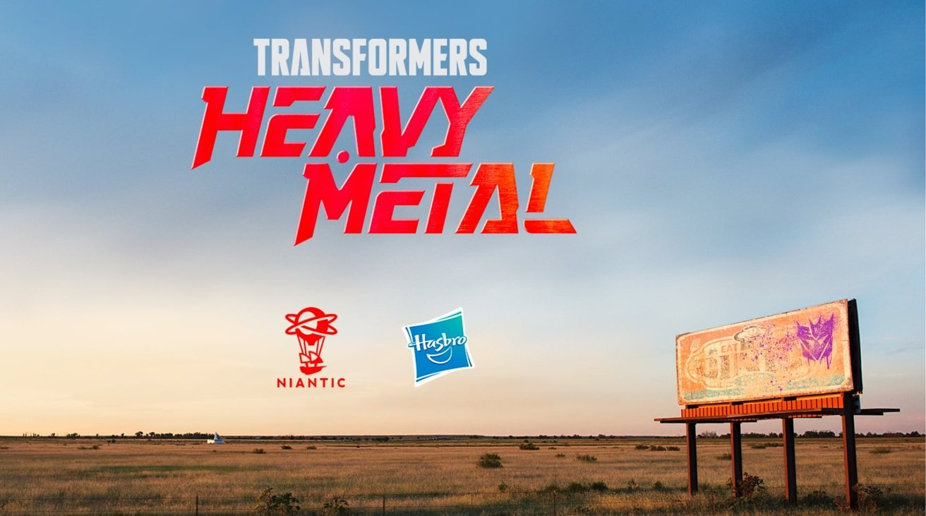 Niantic's 'Transformers: Heavy Metal' Brings AR Autobots to iPhone