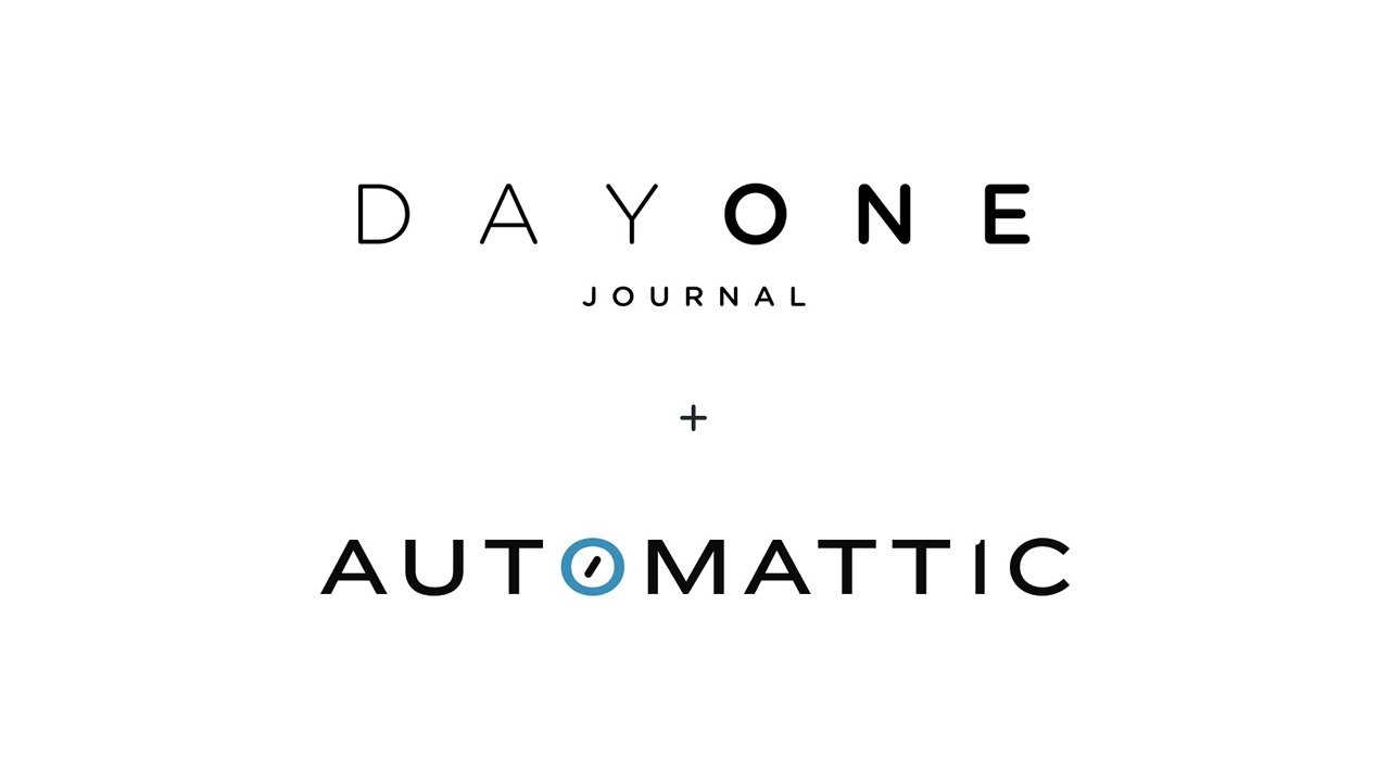 The popular Day One diary app acquired by Automattic