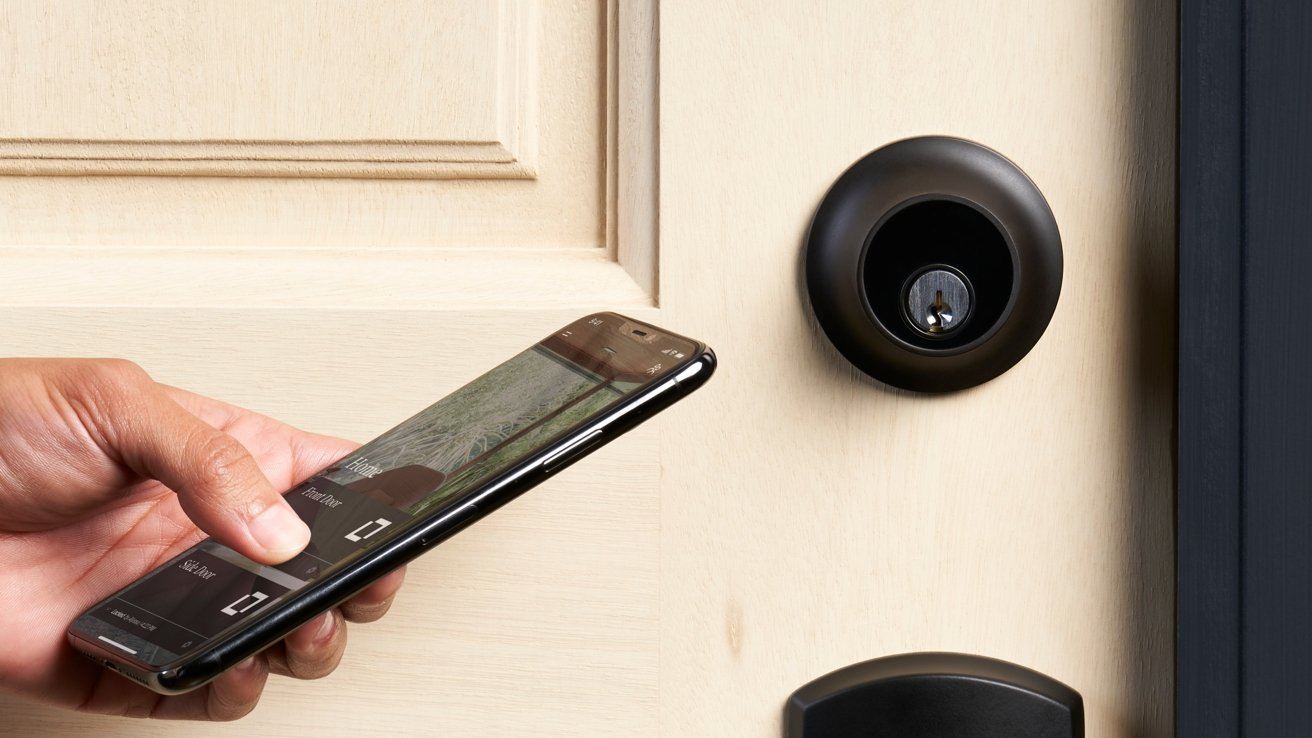 New Level Lock complete smart lock package with HomeKit arrives | AppleInsider
