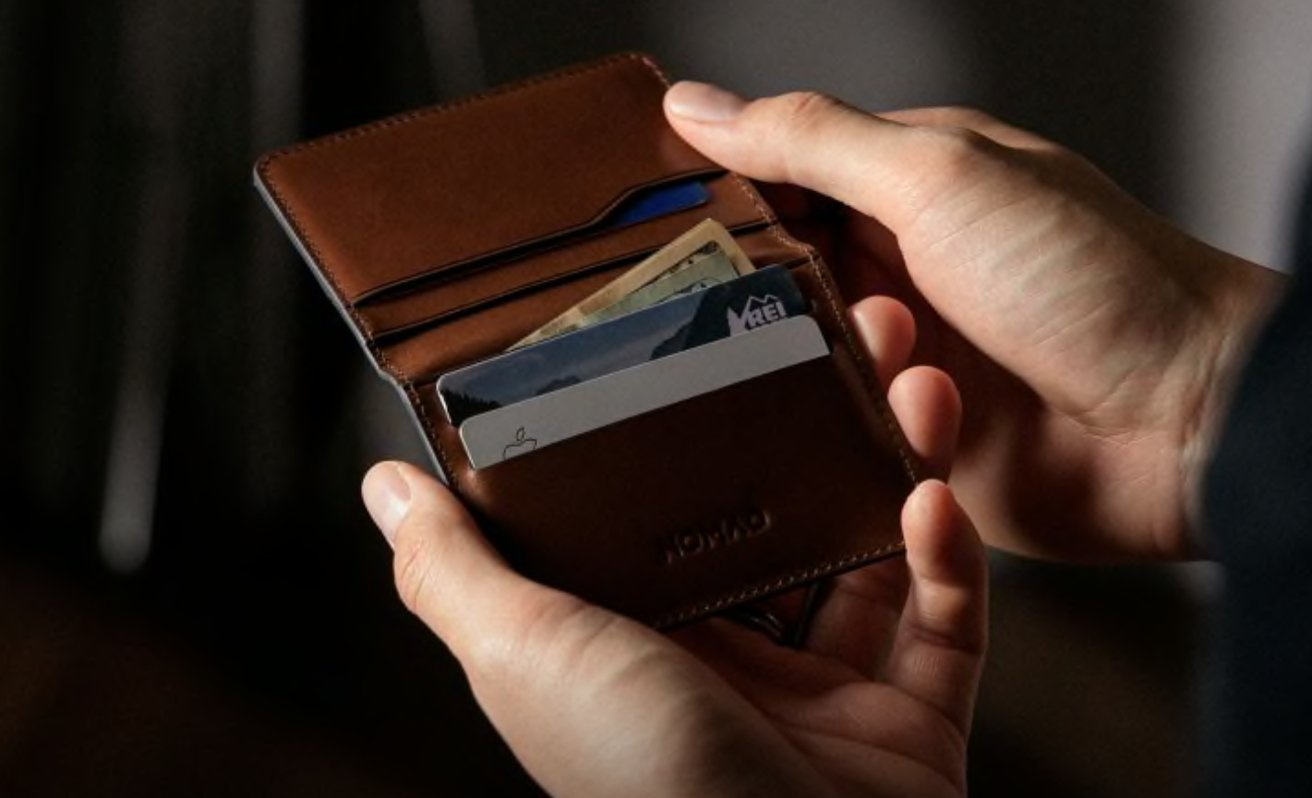 Nomad has a new lineup of wallets