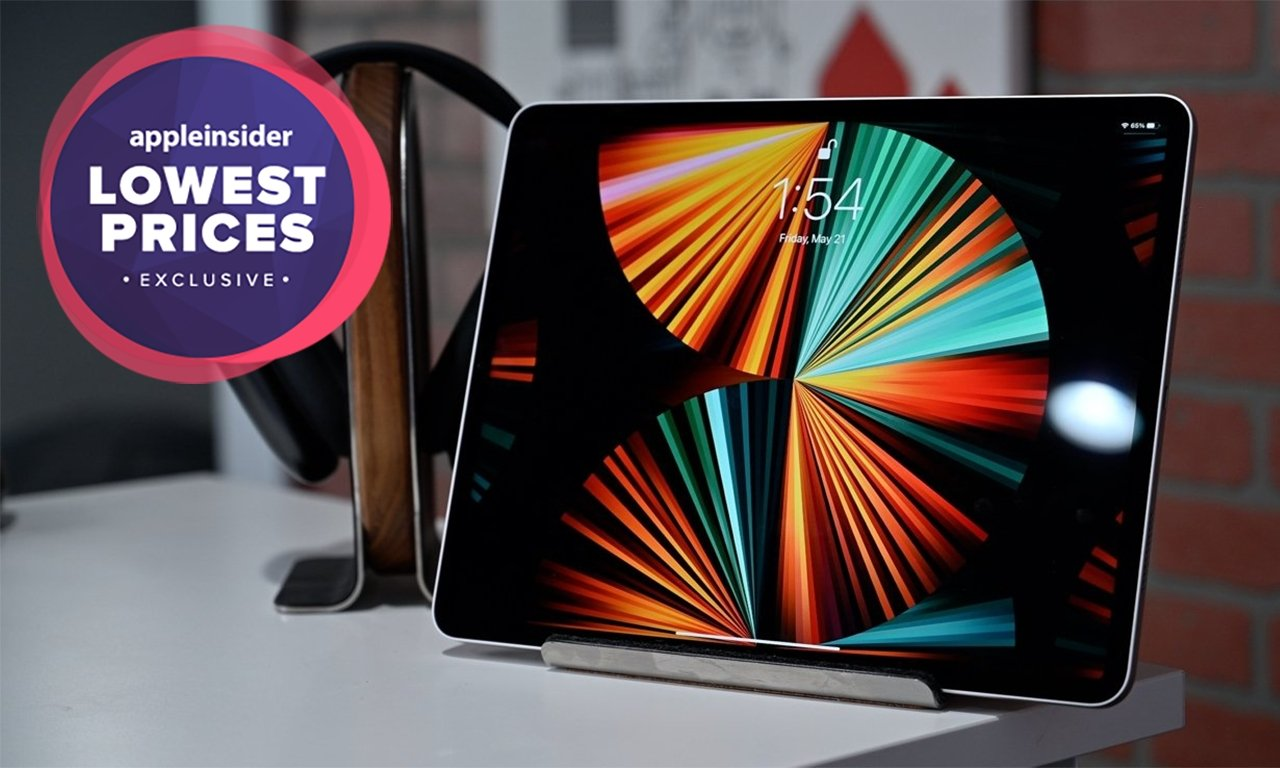photo of M1 iPad Pro specials: save $70 to $140 instantly, plus get up to $705 for your old device image