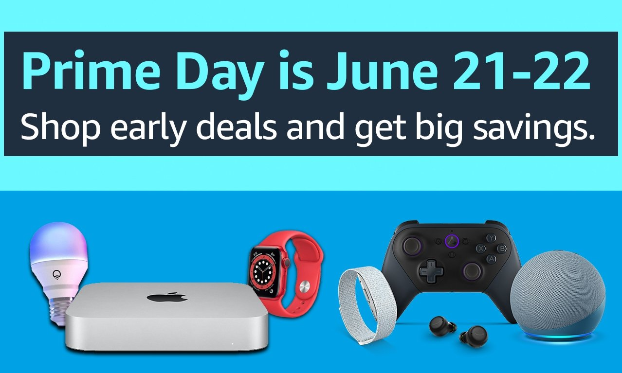 photo of 5 best early Prime Day deals for Apple fans image