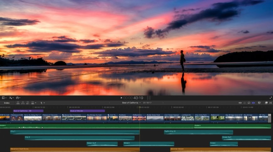 Apple releases updates for iMovie, Final Cut Pro, Compressor, Motion