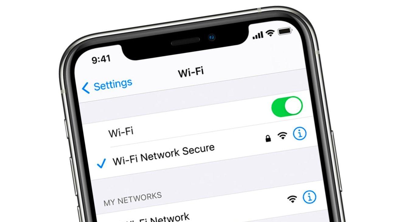 Bug in iOS can break iPhone Wi-Fi using rogue hotspot name