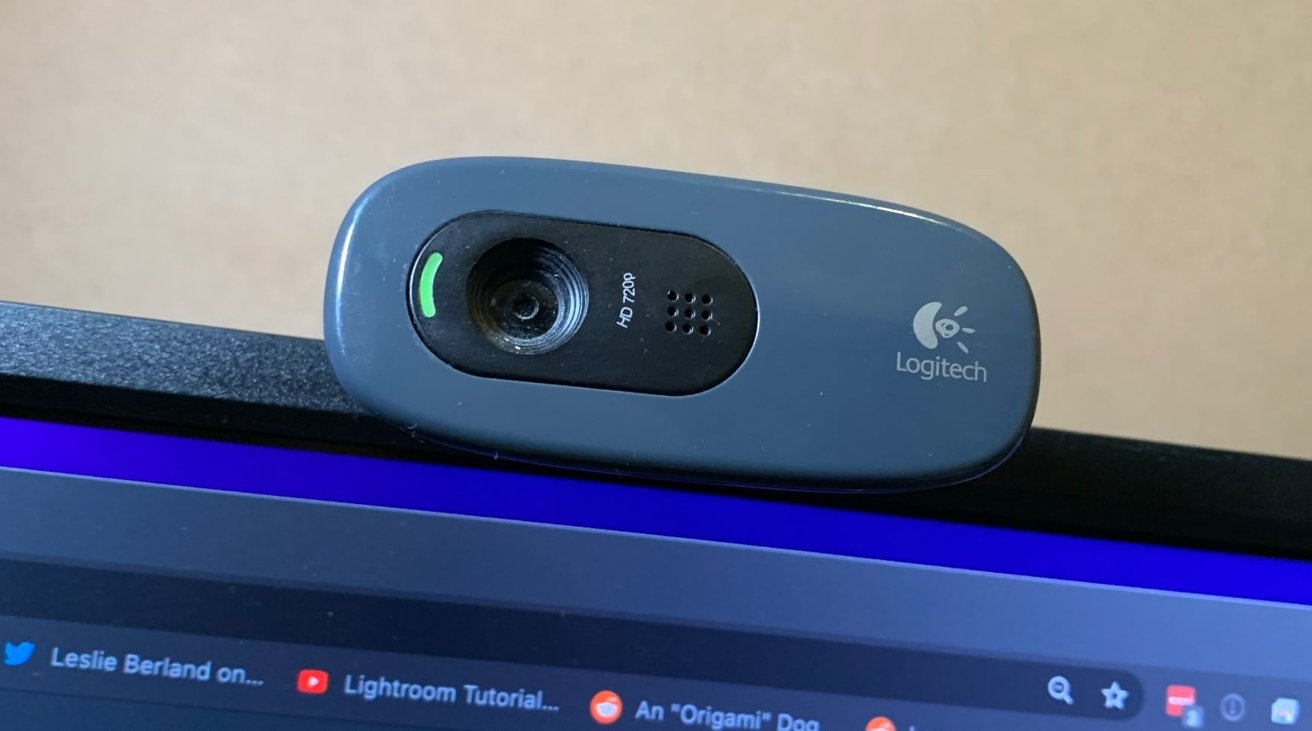 How to move your Mac's mouse by tracking your head with a webcam