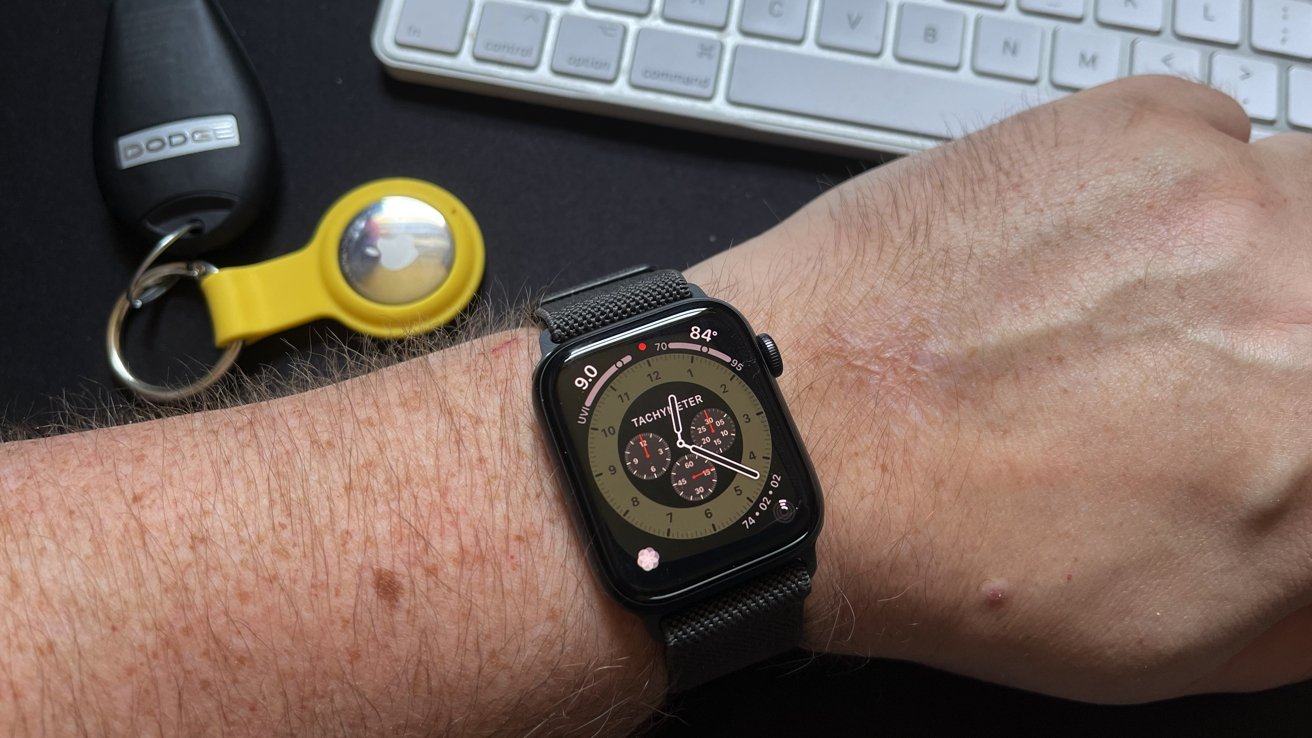 photo of Apple Watch and staying alive - a reluctant wearer's conversion image