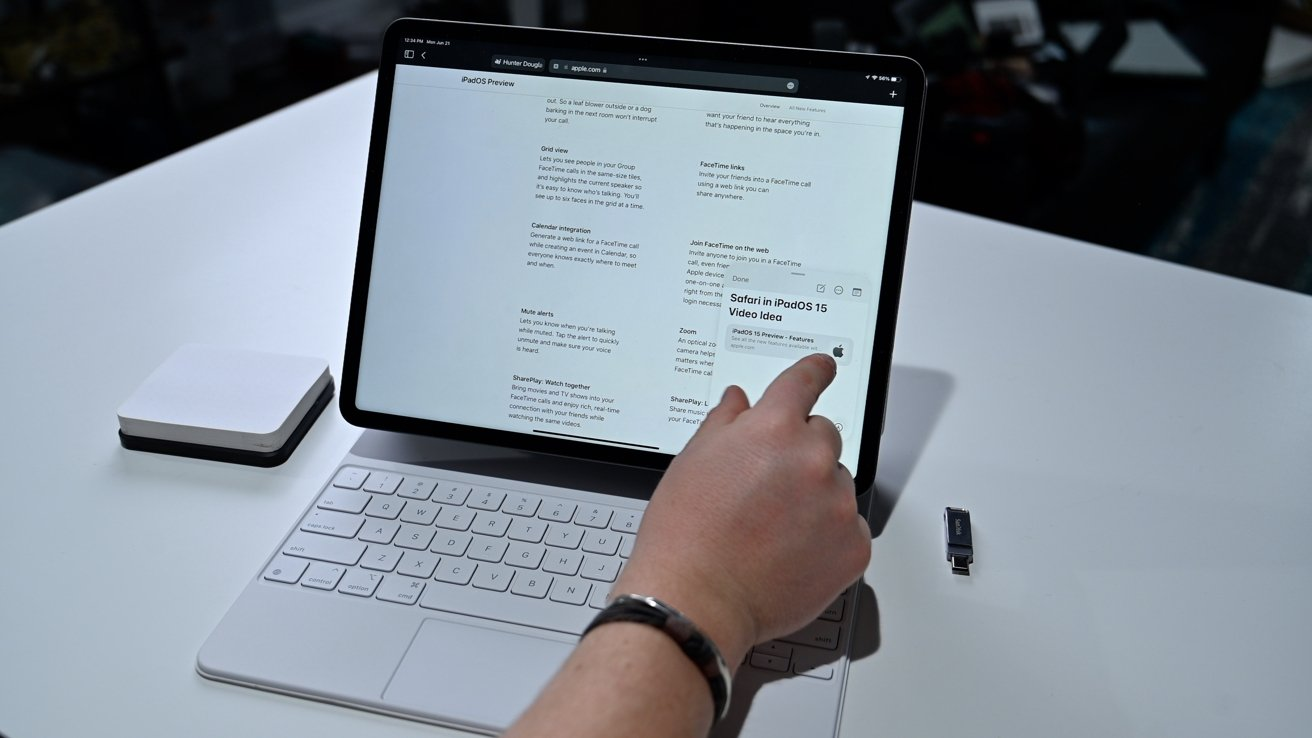 Shrink or enlarge the Quick Note window