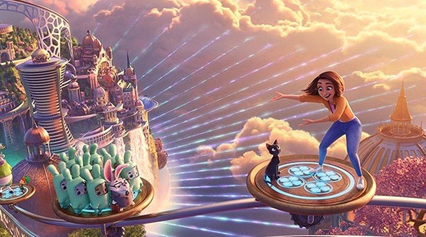 Skydance's new film for Apple
