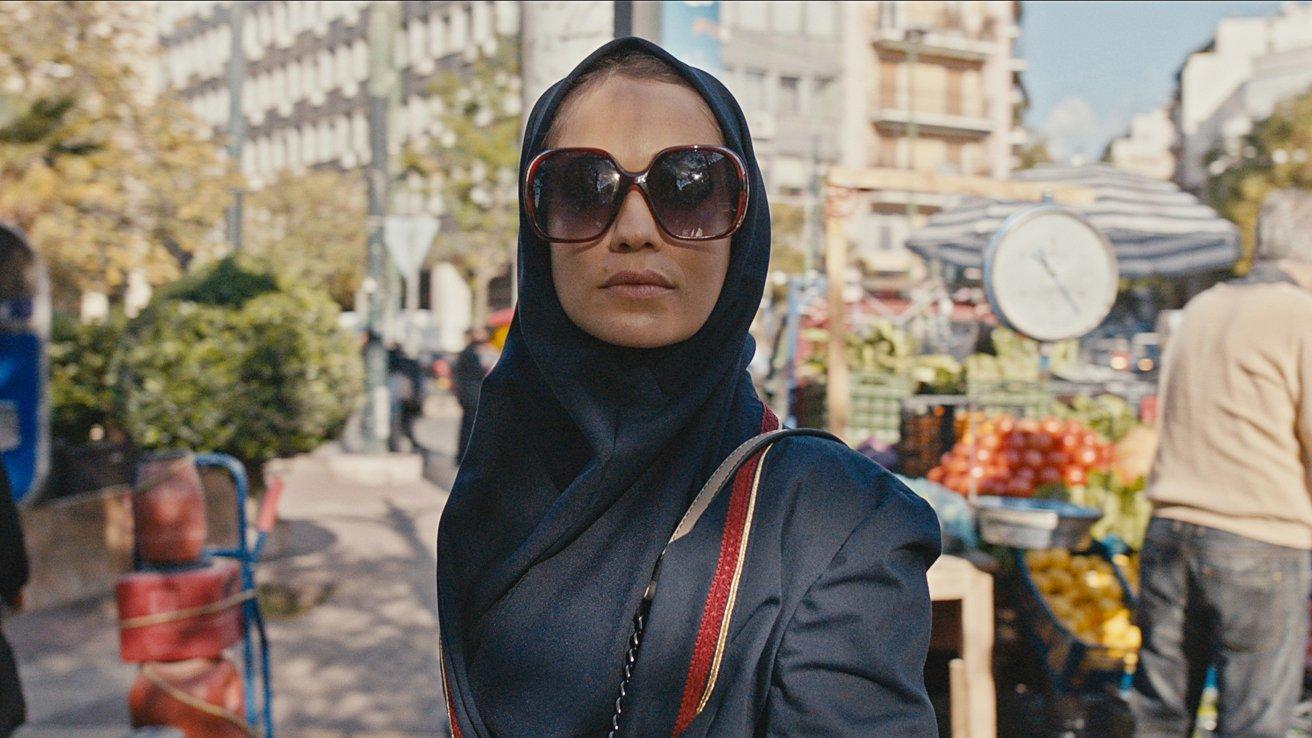 The Apple TV+ series Tehran