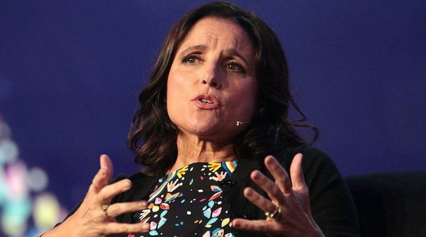 Julia Louis-Dreyfus, who agreed to a deal with Apple