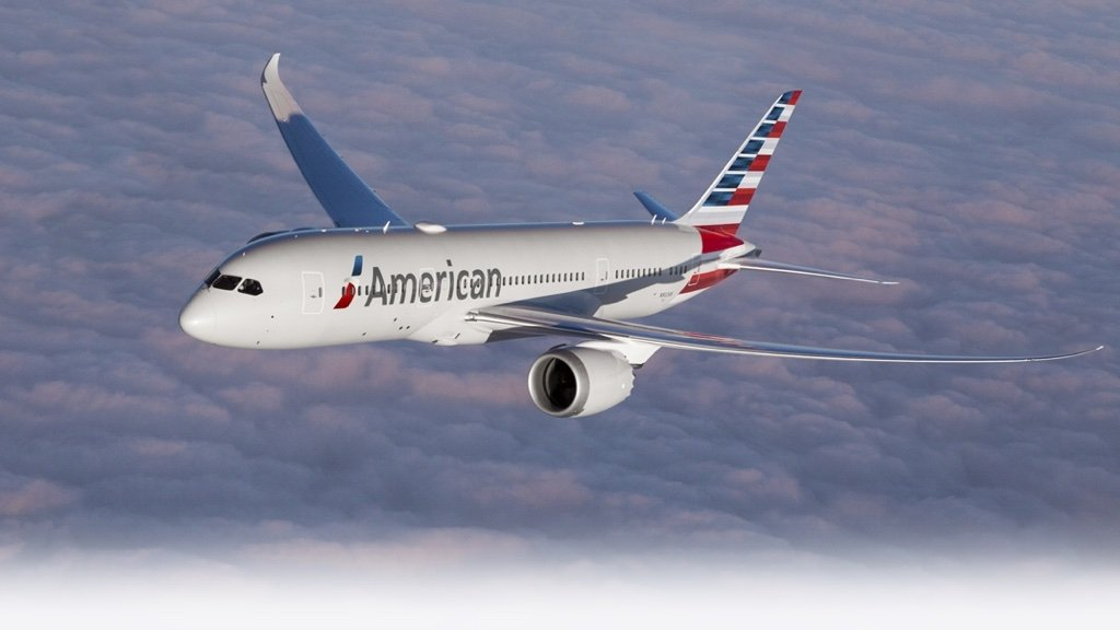 Credit: American Airlines