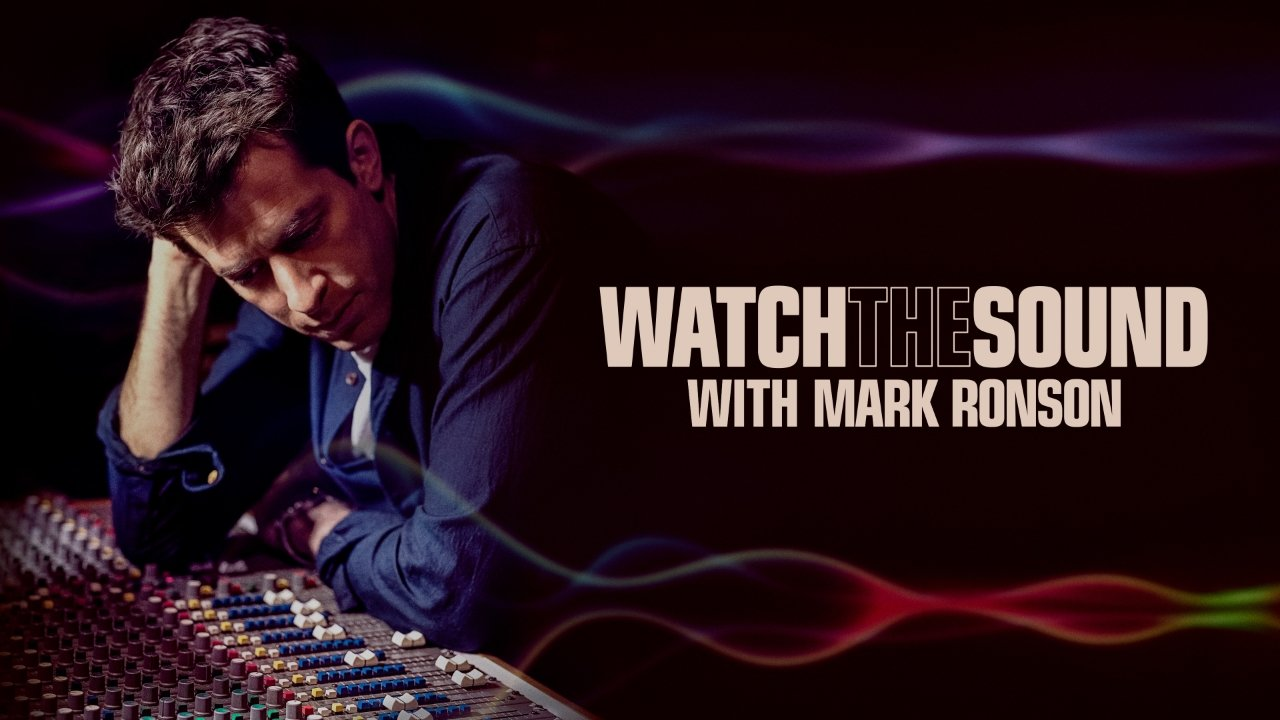 Apple TV + shares the first trailer for 'Watch the Sound With Mark Ronson'